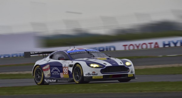 ELMS 2016-SILVERSTONE- ASTON LARTIN N°99 de HOWARD TURNER MACDOWALL - Photo Max MALKA