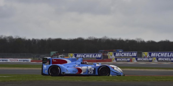 ELMS 2016-SILVERSTONE- MORGAN PEGASUS - Photo Max MALKA