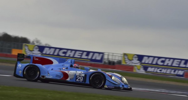 ELMS 2016 -SILVERSTONE- MORGAN Team PEGASUS -- Photo Max MALKA.