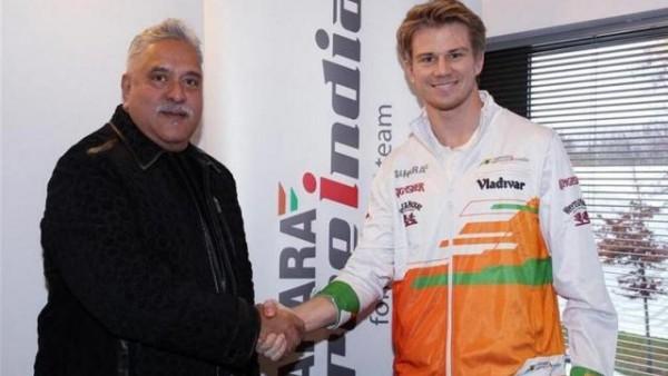 F1-2014-Nico-Hulkenberg-avec-Vujay-MALLYA-de-Force-India.