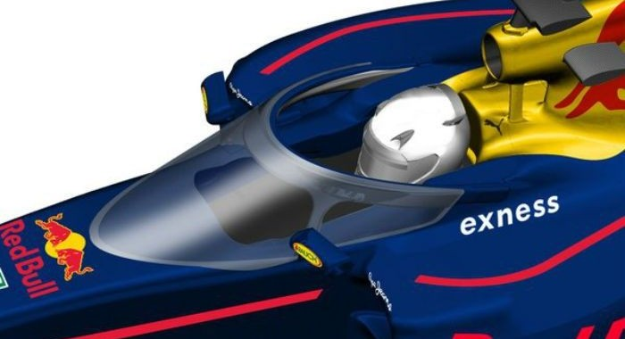 F1-2016-SOTCHI-RED-BULL-VA-TESTER-LE-COCKPIT-FERME-CANOPE