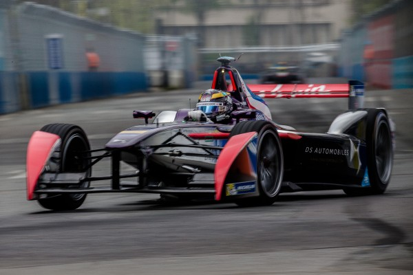 FORMULE E 2016 GP de PARIS - Equipe DS VIRGIN- JEAN ERIC VERGNE -