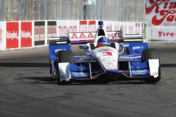 INDYCAR 2016 LONG BEACH 16 avril HELIO CASTRONEVESTeam PENSKE