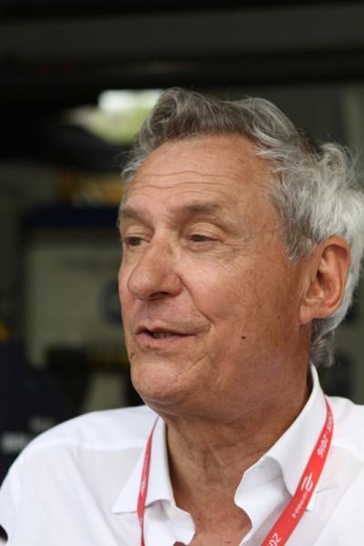 Jean-Paul Driot l'autre patron de DAMS
