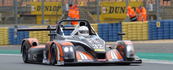Le Mans V de V 23 Avril 2016 Proto MAULINI, BOLE, BESABCON, FOUBERT N°32