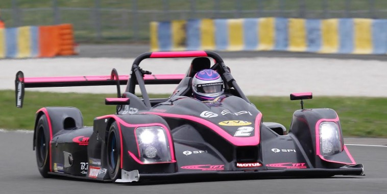 Le Mans V de V 23 Avril 2016 Proto NORMA M 20 FC TEAM TFT N°2 VILARINO, FERTE, ILLIANO N°2  -