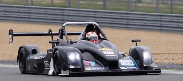 Le Mans V de V 23 Avril 2016 Proto NORMA M 20 du Team DB Autosport de DELAFOSSE, DANNIELOU, PETERSEN N°22