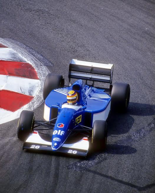 Mark BLUNDELL-Ligier 1993-© Manfred GIET