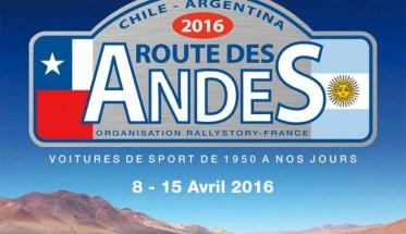 ROUTE DES ANDES 2016  -