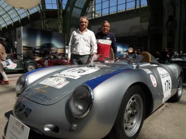TOUR AUTO 2016 Jean Philippe GRAND et Franvois FAYMAN ---