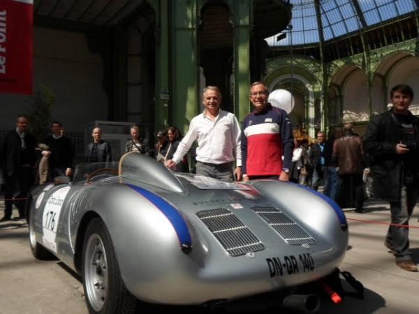 TOUR AUTO 2016 Jean Philippe GRAND et Franvois FAYMAN