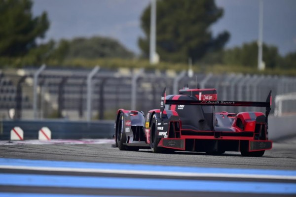 WEC 2016 - PAUL RICARD - Essai Prologue Vendredi 25 Mars - AUDI R18 N°7 Photo Max MALKA