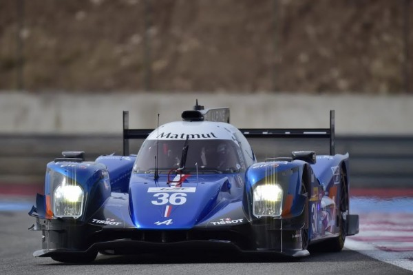 WEC-2016-PAUL-RICARD-Vendredi-25-Mars-Test-du-Prologue-ALPINE-A460-N°36-Equipe-SIGNATECH-Photo-Max-MALKA