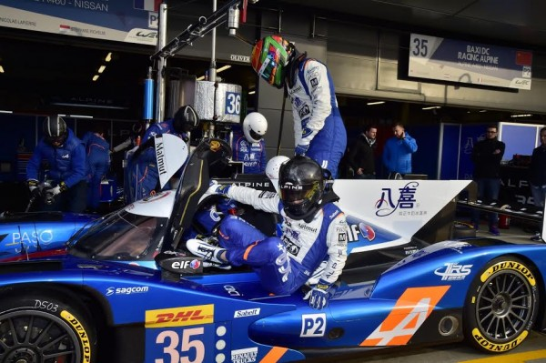 WEC-2016-SILVERSTONE-14-Avril-Stand-ALPINE-SIGNATECH-Entrainement-relais-pilotes-Photo-Max-MALKA