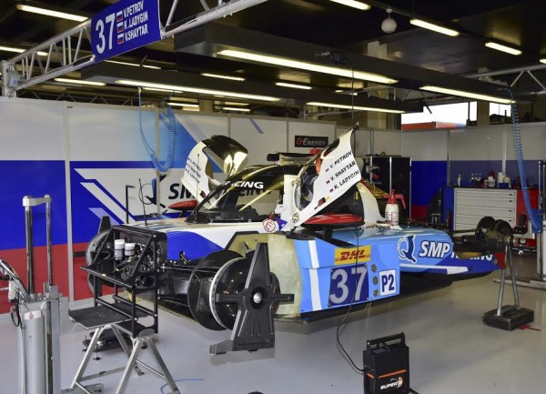 WEC 2016 SILVERSTONE -Stand SMP - Photo Max MALKA