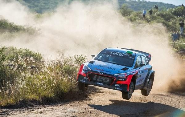 WRC 2016 ARGENTINE La HUNIDAI i20WRC de HAYDEN PADDON