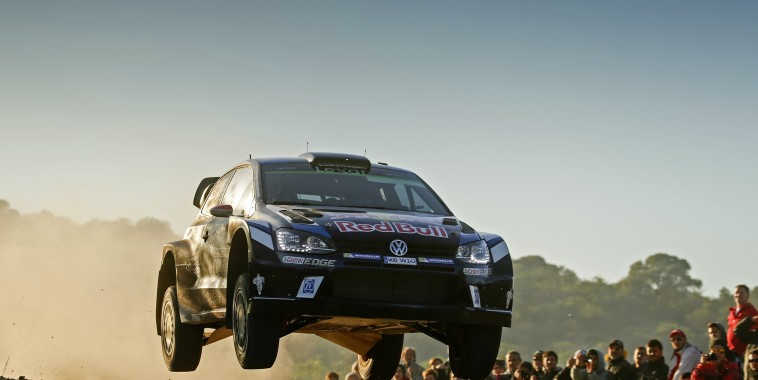 Jari-Matti Latvala (FIN), Miikka Anttila (FIN) Volkswagen Polo R WRC (2016) WRC Rally Argentina 2016