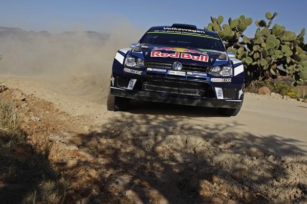 WRC 2016 - ARGENTINE - VW POLO WRC de OGIER-INGRASSIA