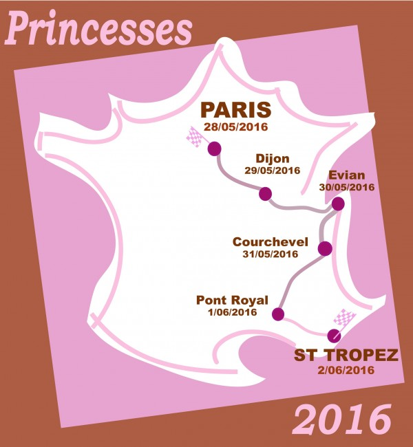 a a a a aa princes carte CarteFranceprincesses2016 rose