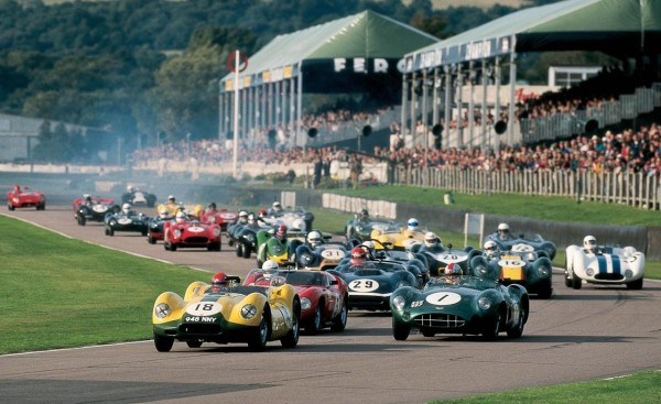 COURSES DE GENTLEMEN DRIVERS A GOODWOOD