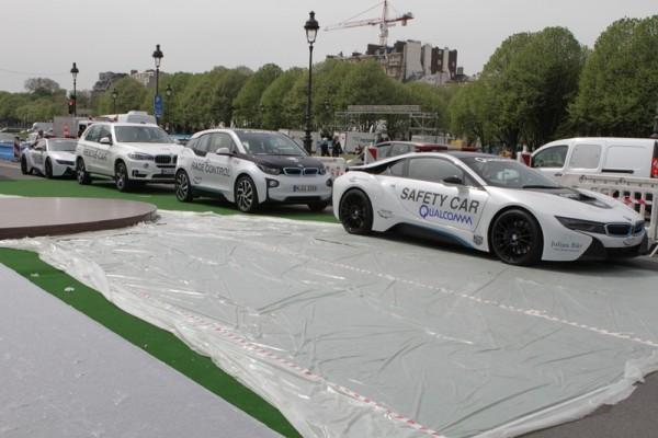 l'armada des véhicules d'intervention officiels BMW