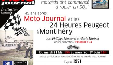 24 HEURES MOTO JOURNAL A MONTLHERY