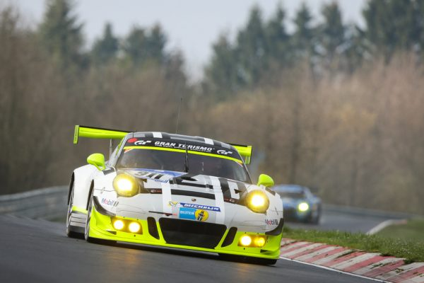 24 HEURES NURBURGRING 2026 - Porsche 911 GT3 R, Manthey Racing - Earl Bamber, Kevin Estre, Patrick Pilet, Nick Tandy