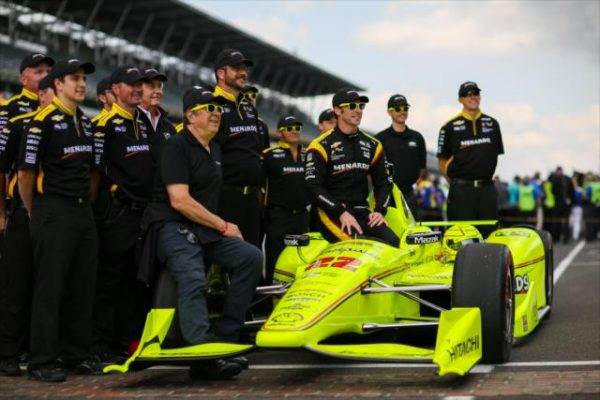 500-MILES-INDIANAPOLIS-2016-SIMON-PAGENAUD-hUITI7ME DES QUALIFICATIONS le 22 Mai