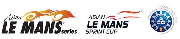 ASIAN LE MANS SPRINT CUP 2016 logo avec ACO