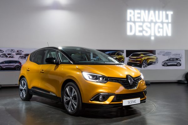 DESIGN RENAULT - Photo Jean Christophe MOUNOURY