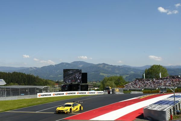 DTM 2016 - RED BULL RING - La BMW de TIMO GLOCK victorieuse de la seconde course
