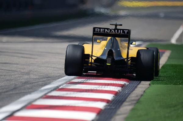 F1 1016 La RENAULT F1.