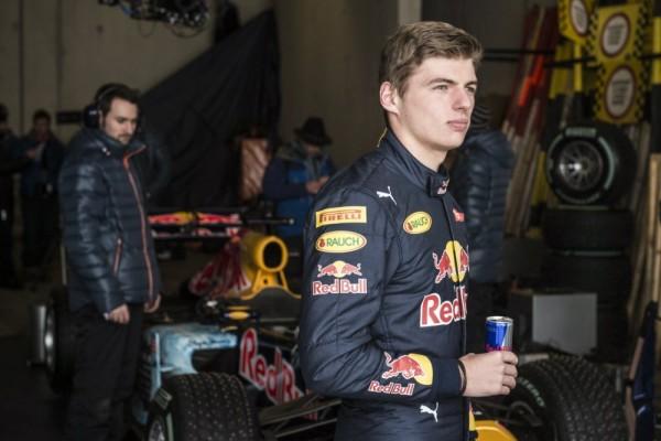 Max-VERSTAPPEN plus jeune pilote vainqueur en GP