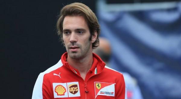 F1 2016 Jean Eric VERGNE rejoint la SCUDERIA FERRARI