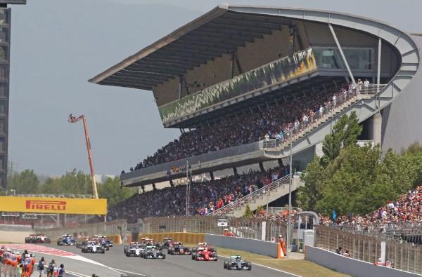 F1-2015-MONTMELO-le-depart-du-GP-dESPAGNE