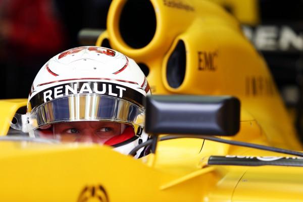 F1 2016 SOTCHI - RENAULT KEVIN MAGNUSSEN.