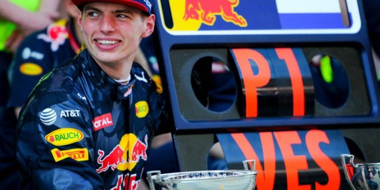 F1-2016-BARCELONE-MAX-VERSTAPPEN-Victorieux-devient-le-plus-jeune-pilote-vainqueur-dun-GP-de-F1