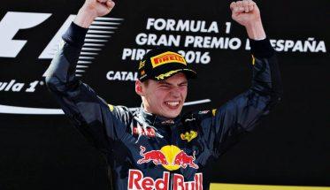 F1-2016-BARCELONE-MAX-VERSTAPPEN-Victorieux-devient-le-plus-jeune-pilote-vainqueur-d'un-GP-de-F1