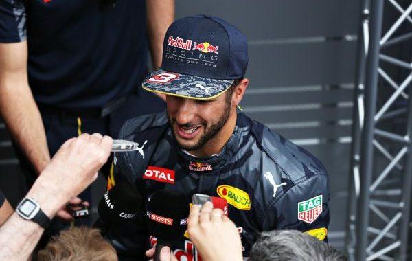 F1 2016  MONACO -DANIEL RICCIARDO