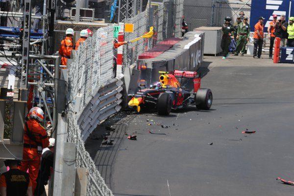 F1-2016-MONACO-Max-VERSTTAPEN-TERMINE-DANS-LES-RAILS