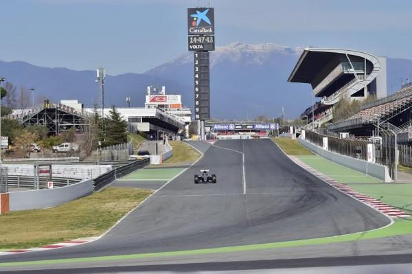 F1-2016-MONTMELO-Essai-mercredi-2-mars-La-MERCEDES-de-NICO-ROSBERG-Photo-Max-MALKA