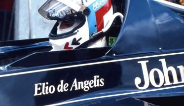 F1 ELIO DE ANGELIS
