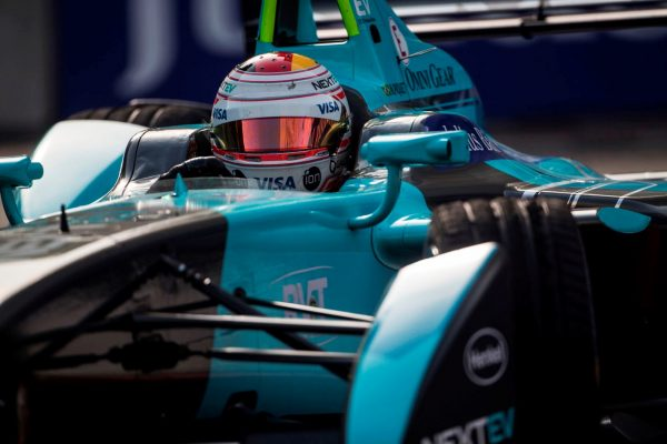 FORMULA E 2016 - GP BERLIN le 21 Mai -NELSON PIQUET Junior