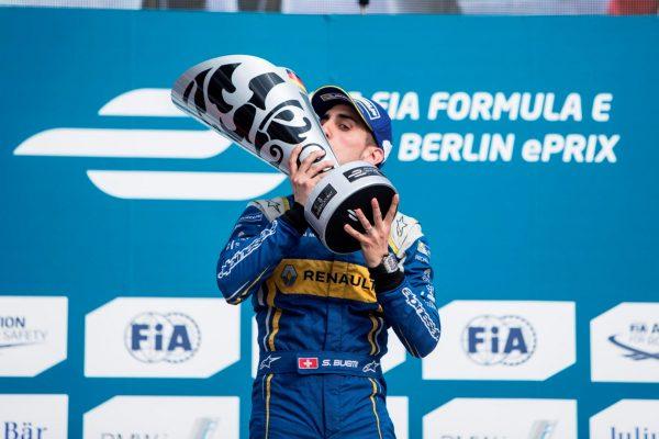 FORMULA E 2016 - GP BERLIN le 21 Mai -VICTOIRE de BUEMI RENAULT e DAMS -