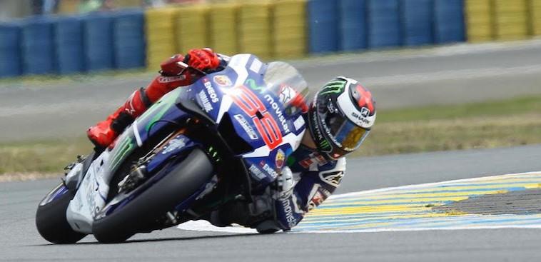GP dE FRANCE 2016 N°99 Jorge LORENZO . YAMAHA