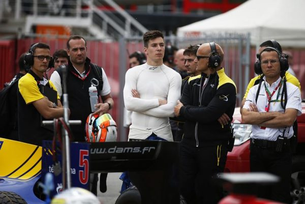 GP2-2016-BARCELONE-ALEX-LYNN-DAMS