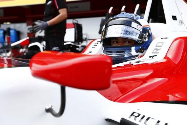 GP3-2016-BARCELONE-ALEX-ALBON-Equipe-ART-GP
