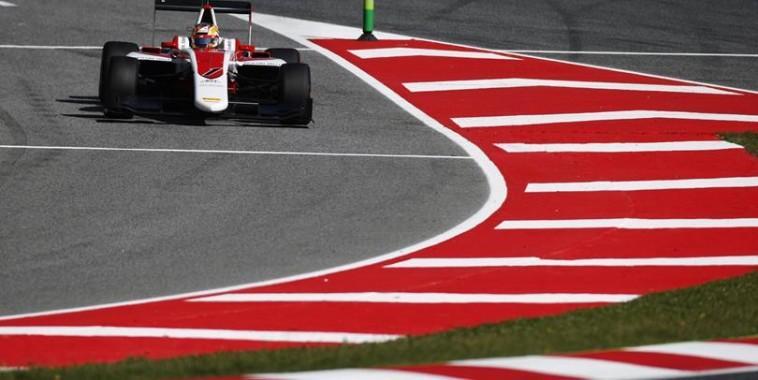 GP3 2016 MONTMELO - CHARLES LECLERC