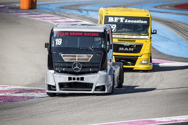 GRAND PEIX CAMION PAUL RICARD 15 Mai 2016 - Podium - LAURINE ORSINI - Photo Hubert AUER.