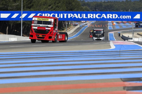 GRAND PRIX CAMION 2016 - PAUL RICARD Photo FARINA
